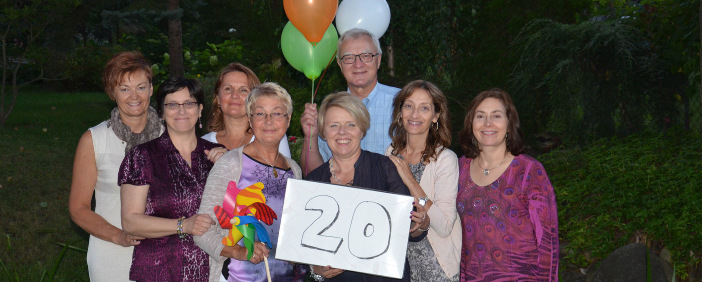 20th anniversary ottawa pbsg group